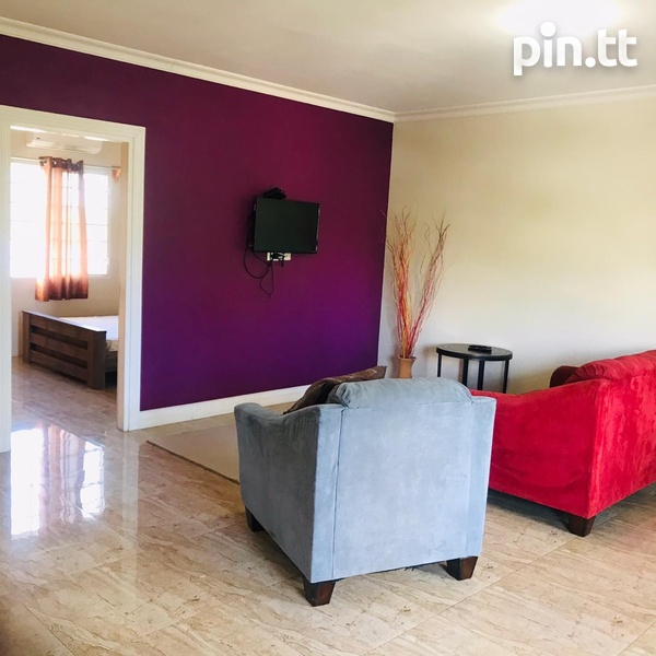 Piarco 2 Bedroom Fully Furnished And Unfurnished-1