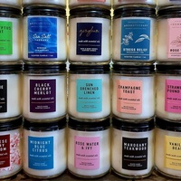 Single Wick Candles