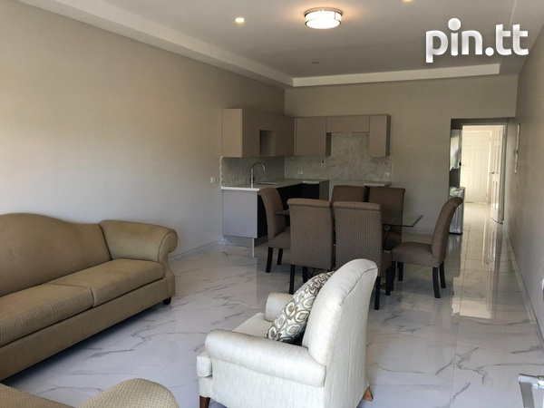 CHAGUANAS UNFURNISHED 1 BEDROOM APARTMENT-4