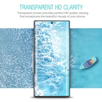 XClear 3 Pack Screen Protector for Galaxy Note 10 2019