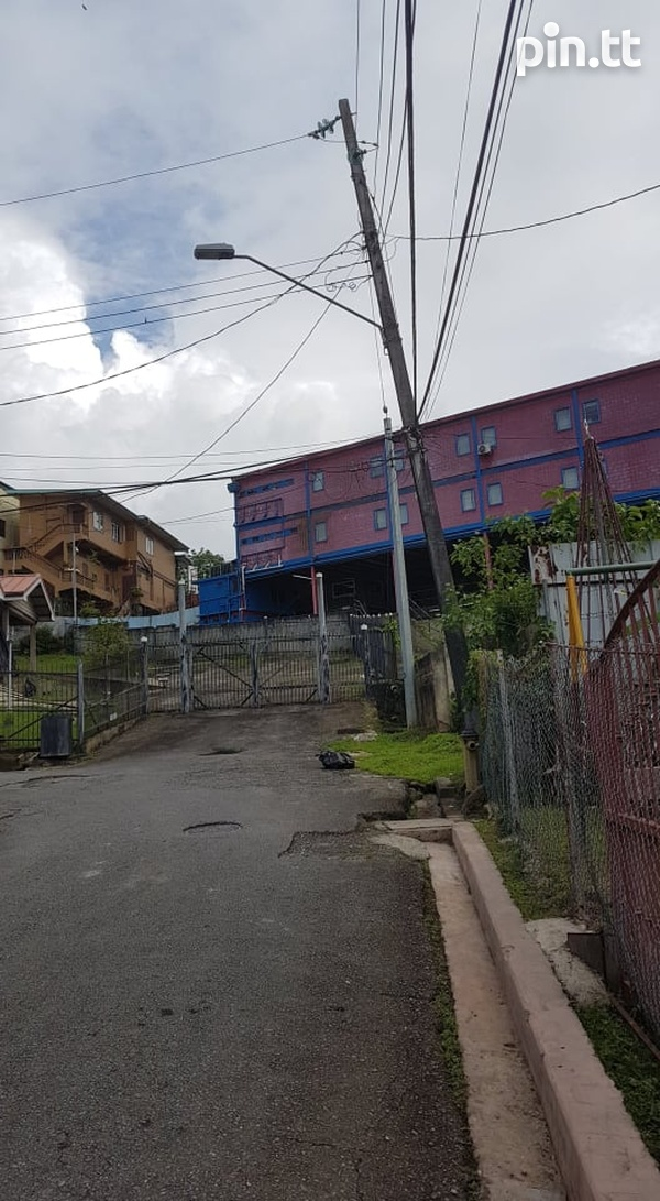 Commercial Property- Point-a-Pierre Road-1
