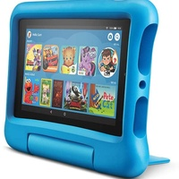 Fire 7 Kids Tablet 16 GB with Kid Case & 1 Year of Amazon Kids