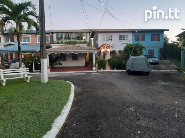 Chaguanas 3 bedroom 2 bath townhouse-2