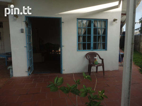 Couva 1 Bedroom Apartment Cable, Internet, AC, Secured Parking-4