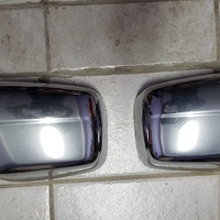 CHROME DOOR MIRROR FINISHERS FOR NISSAN XTRAIL NT 30.