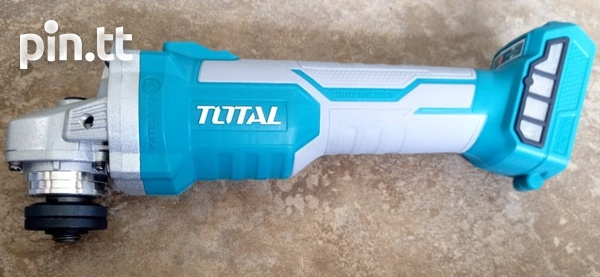 Total Cordless Angle Grinder-2