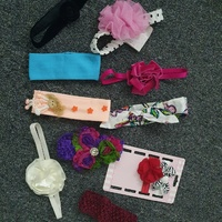 Little Girl Hats and Hair Accesories