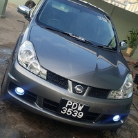 Nissan Wingroad, 2015, PDW