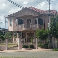 3 Story 4 bedroom house located in Sunkist Drive,Phillipine