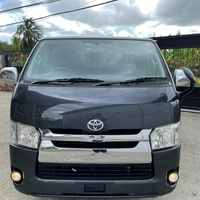 Toyota Hiace, 2014, To Be Licensed