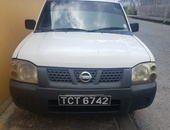 Nissan Frontier, 2008, TCT