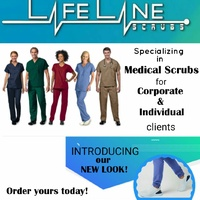 Male and Female Scrubs