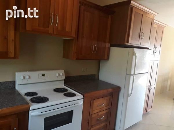Furnished 1 Bedroom Piarco Apartment-5