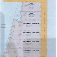 9380 SQ FT PLOT OF LAND CUNUPIA ,CASH BUY ONLY