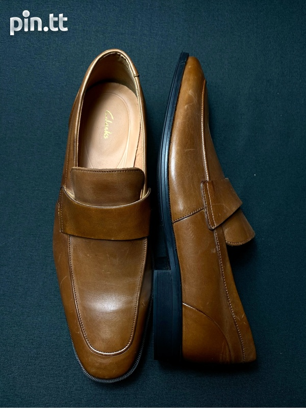 Clarks Loafers-1