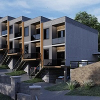 2 Bedroom Modern Scarborough Townhouses