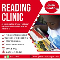 Online Remedial Reading Classes