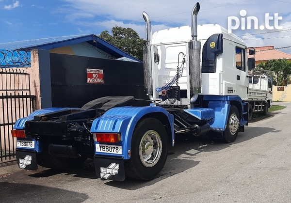 ERF Truck and Trailer-2