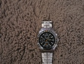 Casio Chronograph 50M mens watch