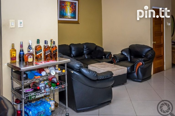 Fully Furnished Valsayn Two Bedroom Apartment-2