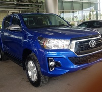Toyota Hilux, 2019, TDY