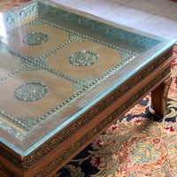 Stunning Imported Asian Coffee Table