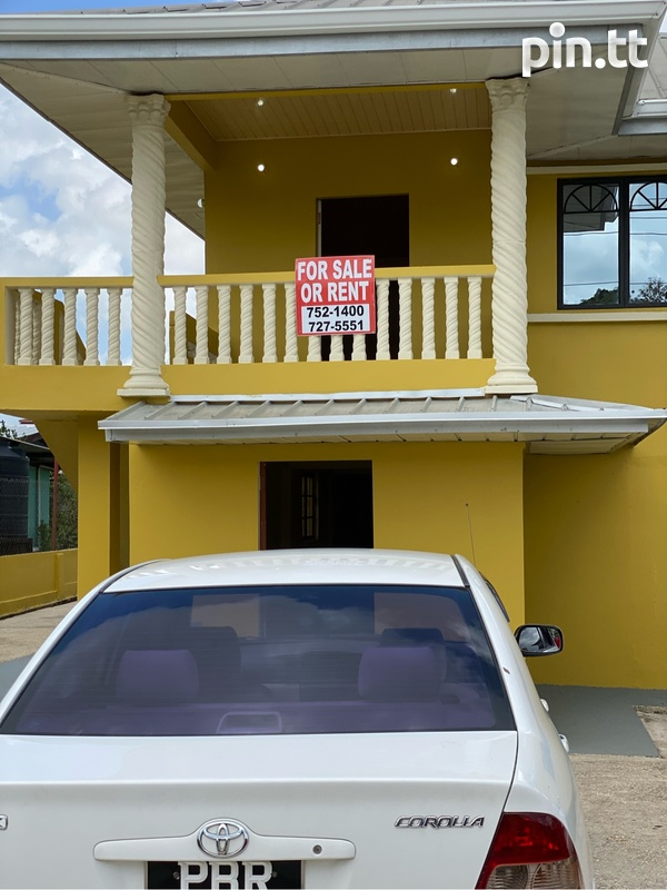 Land And 2 Storey House-4