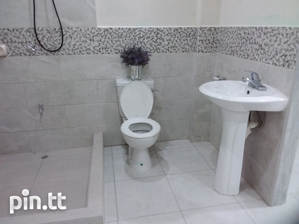 One Bedroom, Unfurnished Apartment, St. Croix Ext. Rd, Barrackpore-9