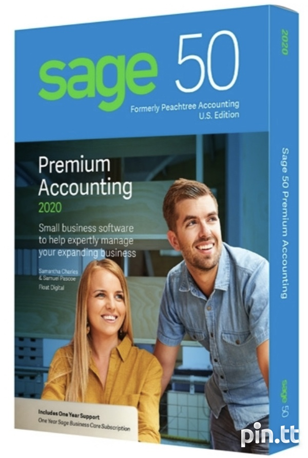 Sage 50 Peachtree Accounting Software-1