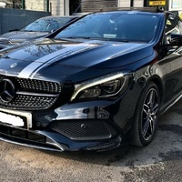 Mercedes Benz CLA-Class, 2018, ROLL ON ROLL AND