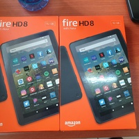 Amazon Fire Tablet HD8 with Alexa