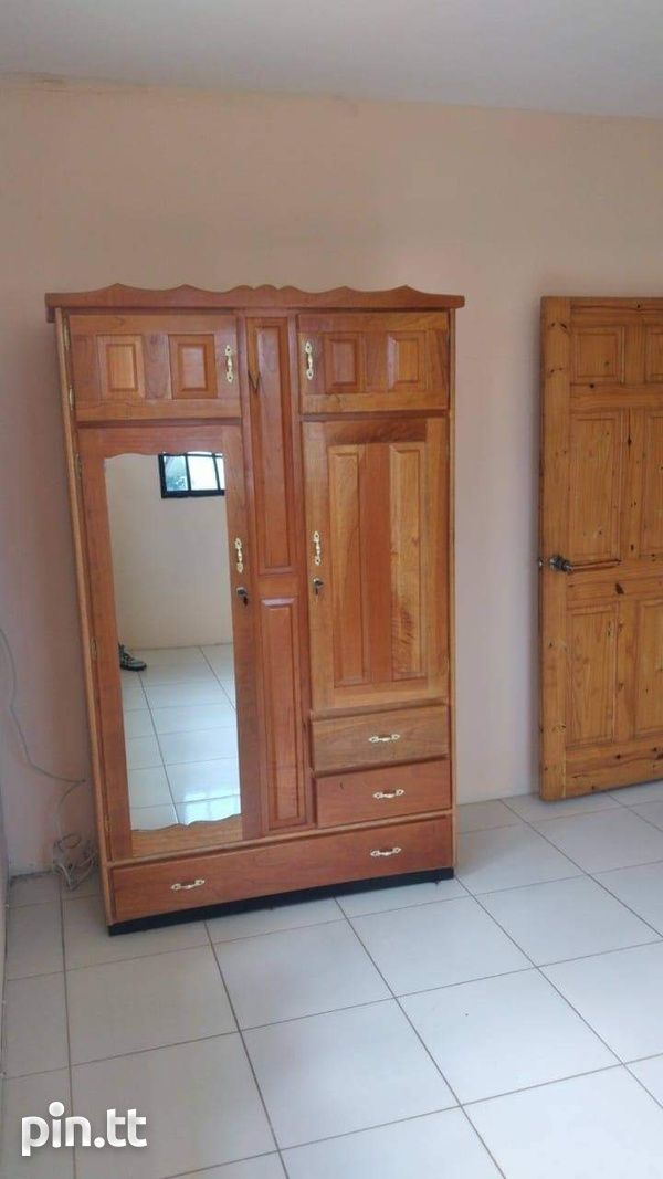 CHAGUANAS UNFURNISHED APARTMENT WITH 2 BEDROOMS-5