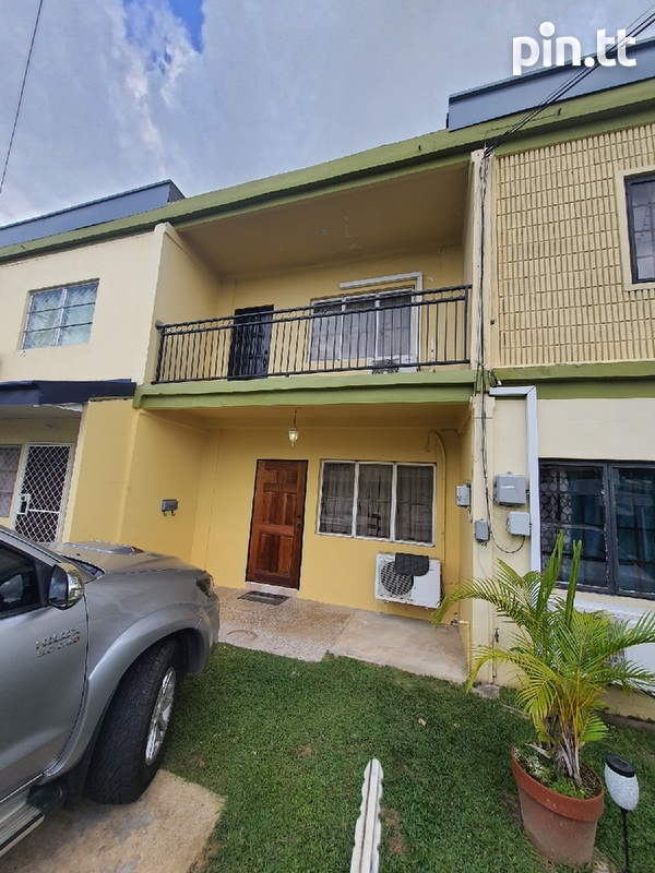 Spacious, Child friendly Curepe Townhouse.-1