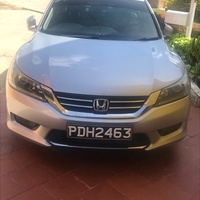 Honda Accord, 2015, PDH