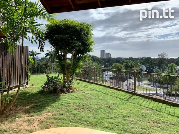 Cotton Hill Maraval 3 Bedroom Townhouse-1