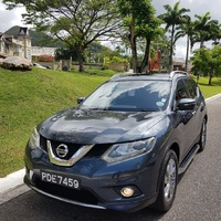Nissan X-trail, 2015, PDE