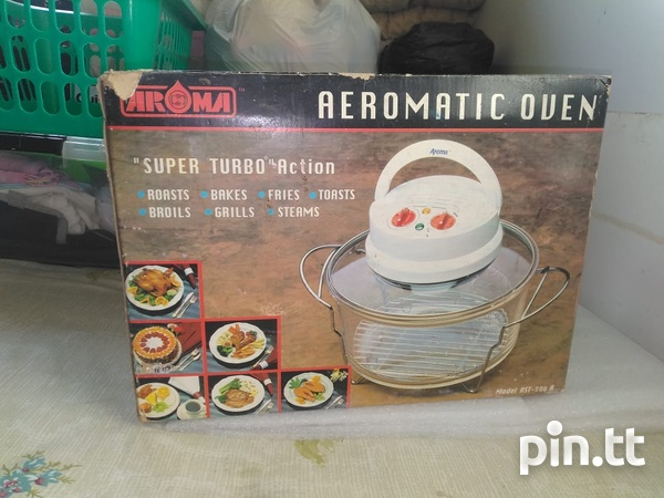 Aeromatic Air Fryer Oven-1