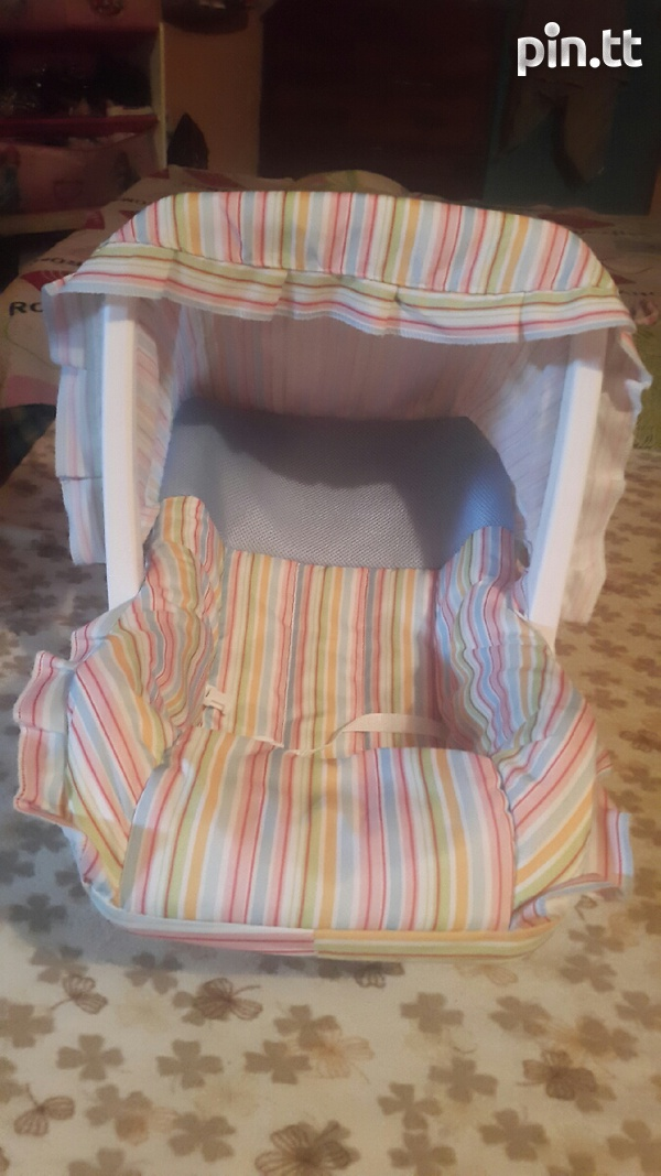 Baby swing and car seat-4