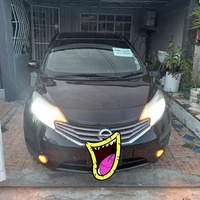 Nissan Note, 2014, PDM