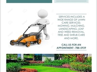 Whitey's Lawn Care Services