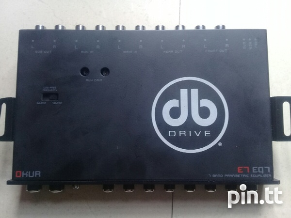 DB drive Equalizer-1