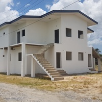 Chaguanas Land & Semi Finished Apartment Building