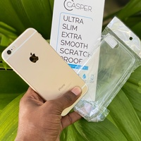 iPhone 6s free case + screen Protector Included