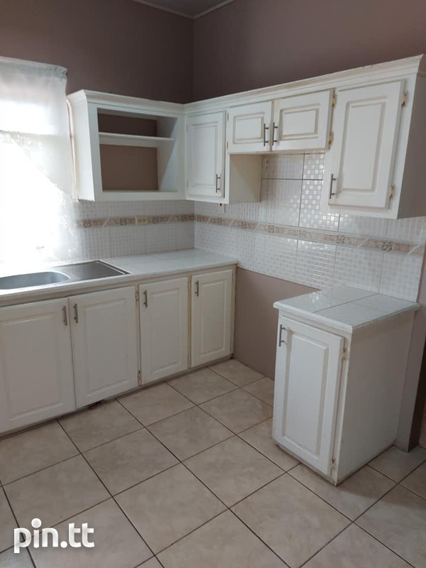 Chaguanas 3 Bedroom Unfurnished House-3