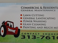 Commerical and Residential Maintenance