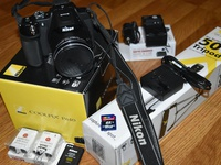 Nikon COOLPIX P610 Bundle