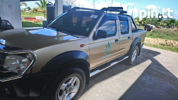Nissan Frontier, 2010, Tcr-5