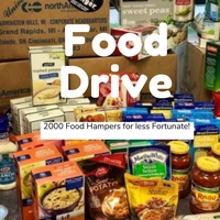 Food Drive For Single Parents