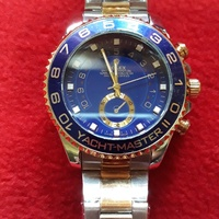 44mm Blue Face Yachtmaster Rolex