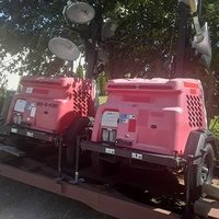 2017 magnum mlt6s 6kw generator/light tower Whatsapp 13476362035